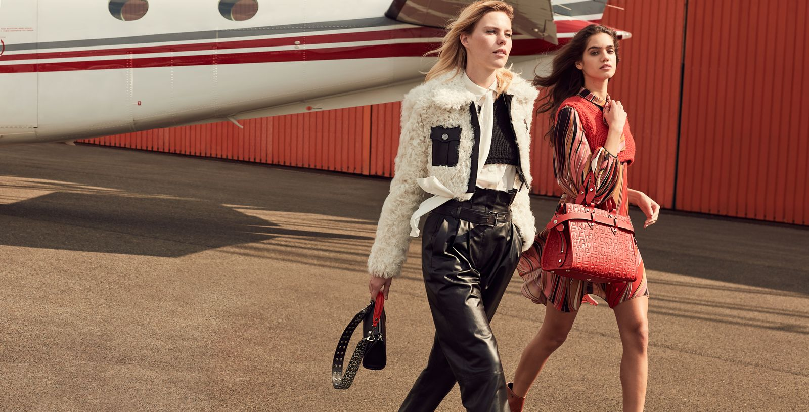 Jet set in style with Longchamp's Fall/Winter 2019 collection