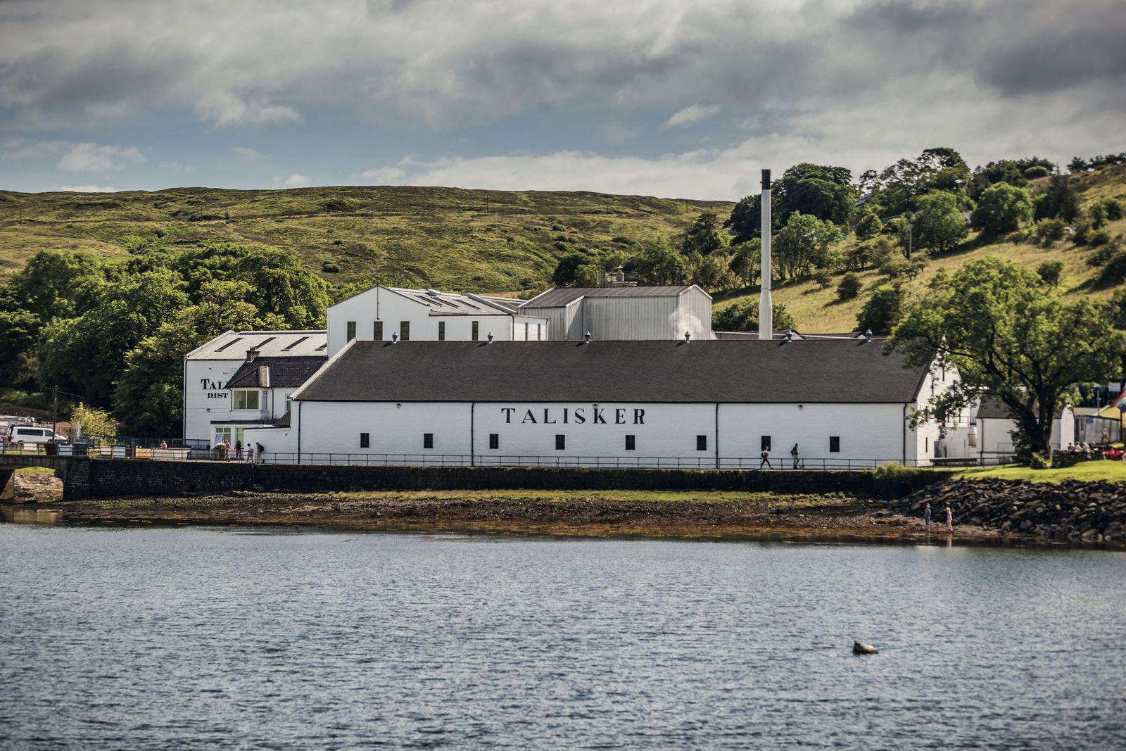 Prestige takes a tour of Talisker whisky's picturesque birthplace in the Isle of Skye