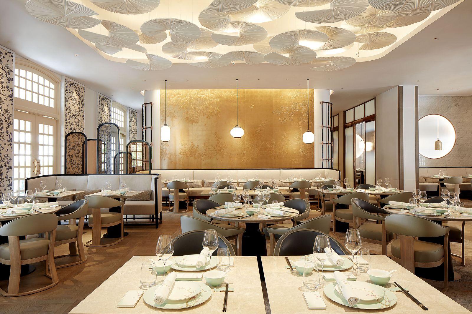 Raffles Hotel Singapore serves up modern Chinese cuisine at Yi by Jereme Leung