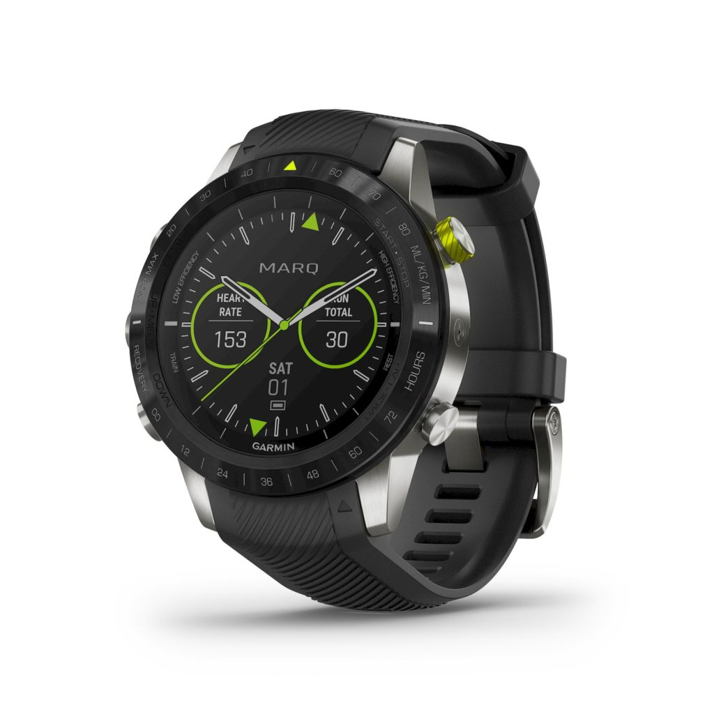Garmin ups the luxe factor for Marq, its latest wearable tech