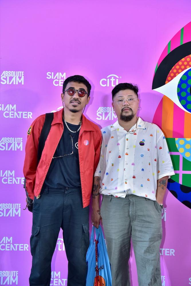 Pongpassakorn Kulthirathum and Kachain Wongleamthong