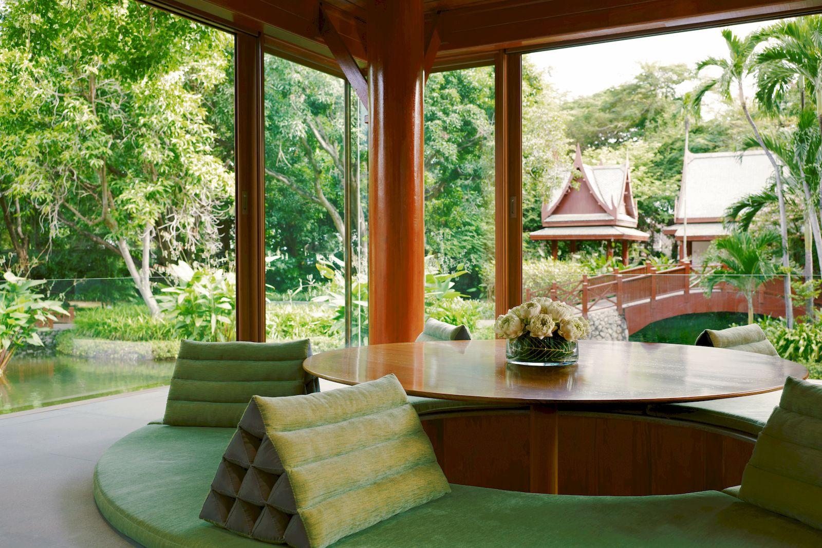 Reset and rejuvenate at Chiva-Somin Hua Hin, Thailand