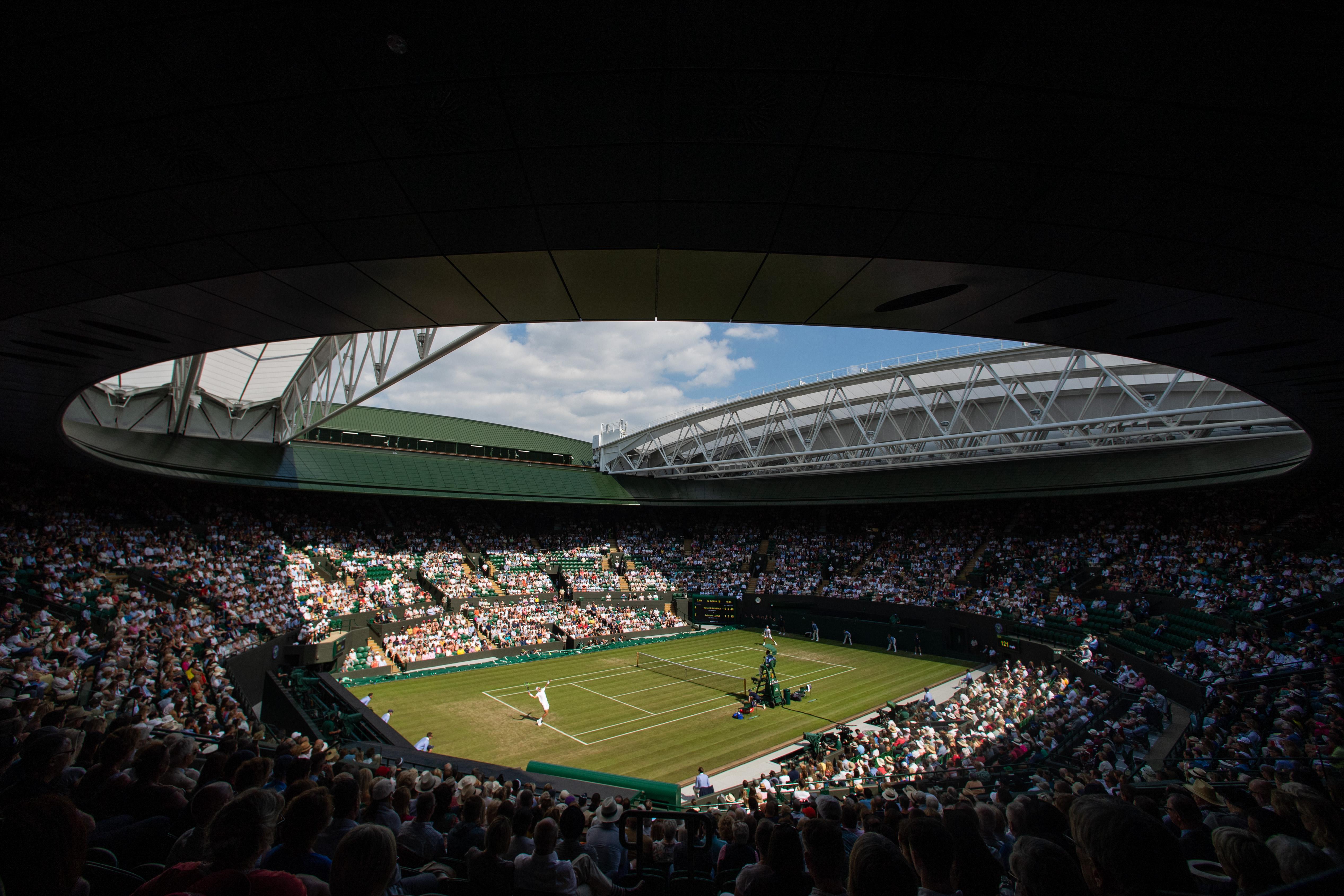 網球與時間藝術 Behind The Court