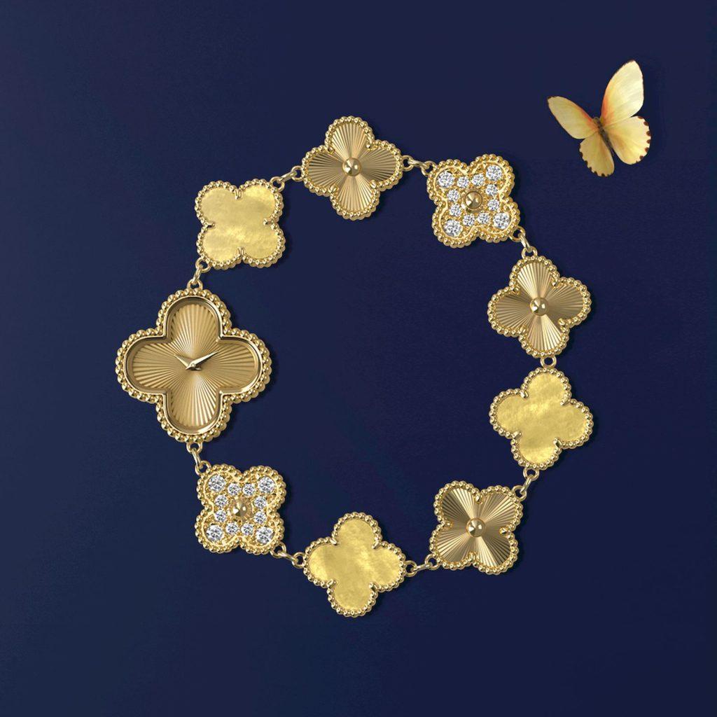 Van Cleef & Arpels' Alhambra collection