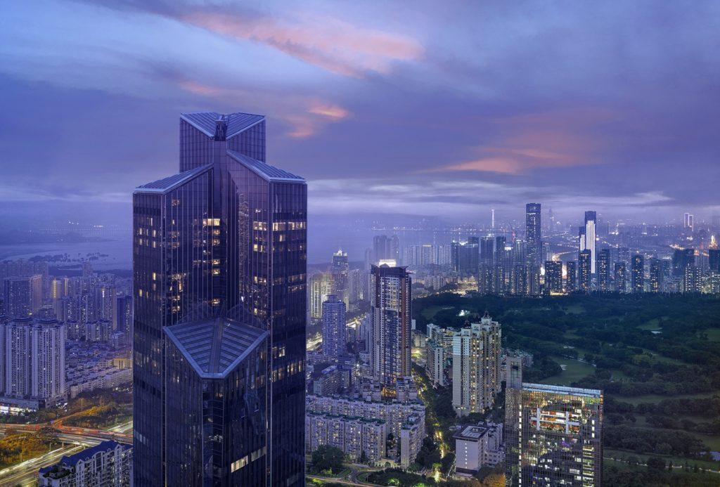 Park Hyatt Shenzhen, Shenzen, China