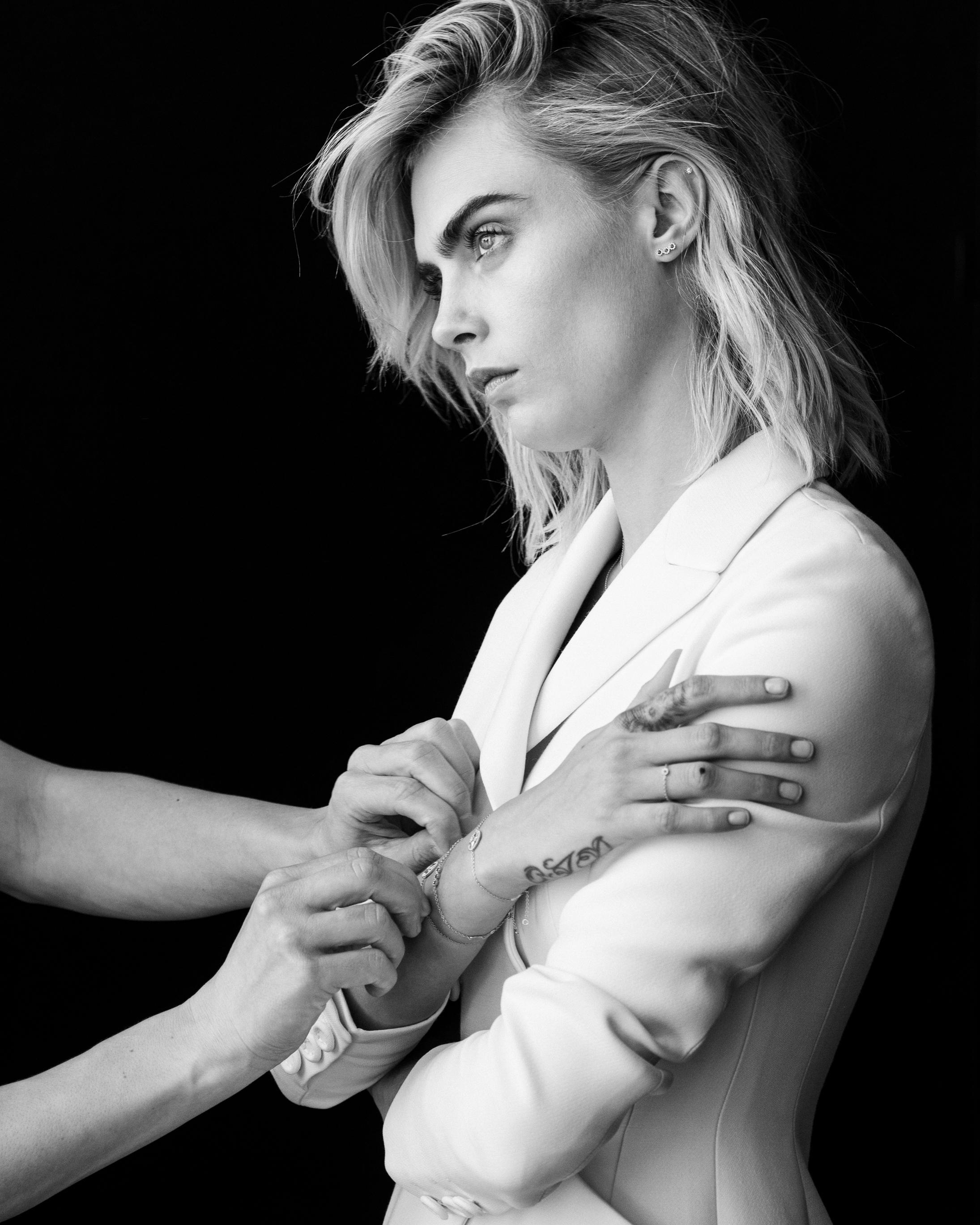 Cara Delevingne for Dior