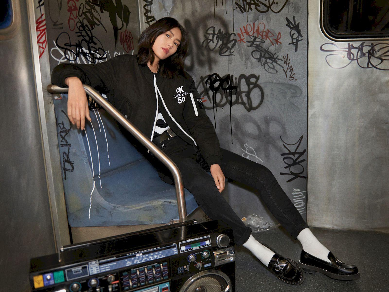 Calvin Klein celebrates 50 years of provocative style