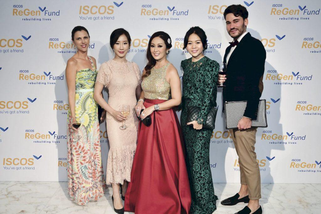 ISCOS 30th anniversary gala