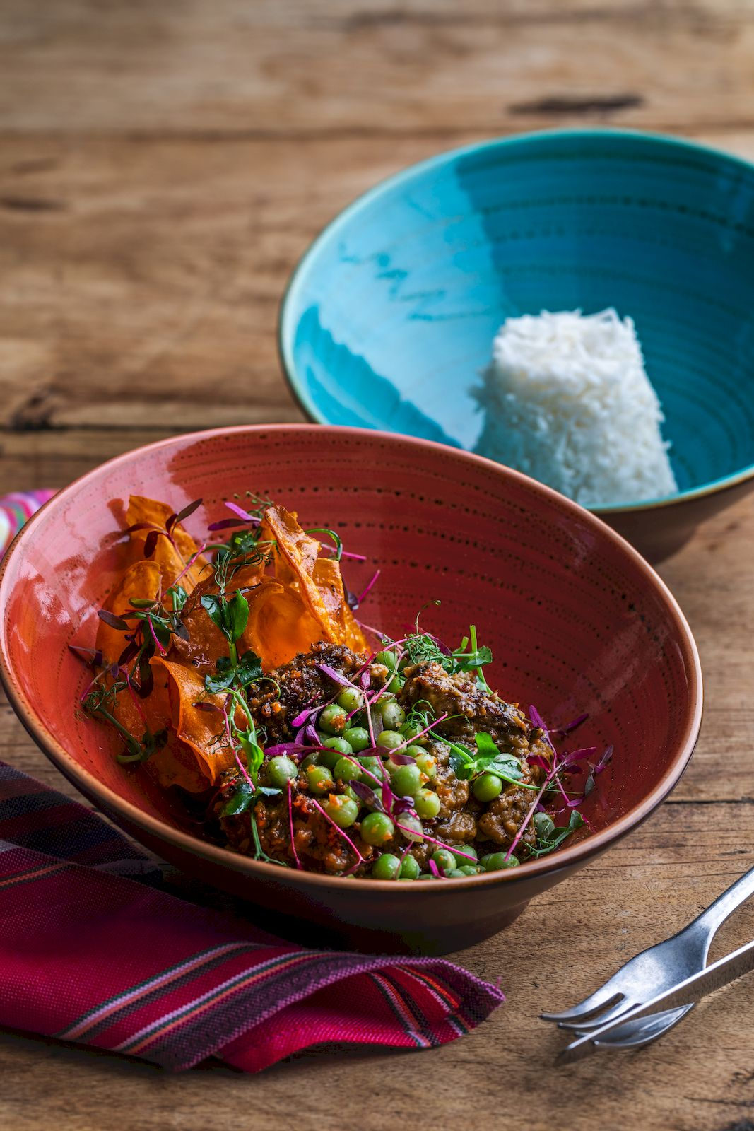 Take a culinary trip around the African continent with Kafe UTU