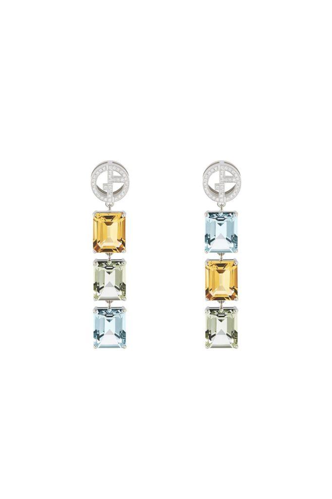 Borgonuovo Giorgio Armani launches its first Giorgio Armani High Jewellery Collection