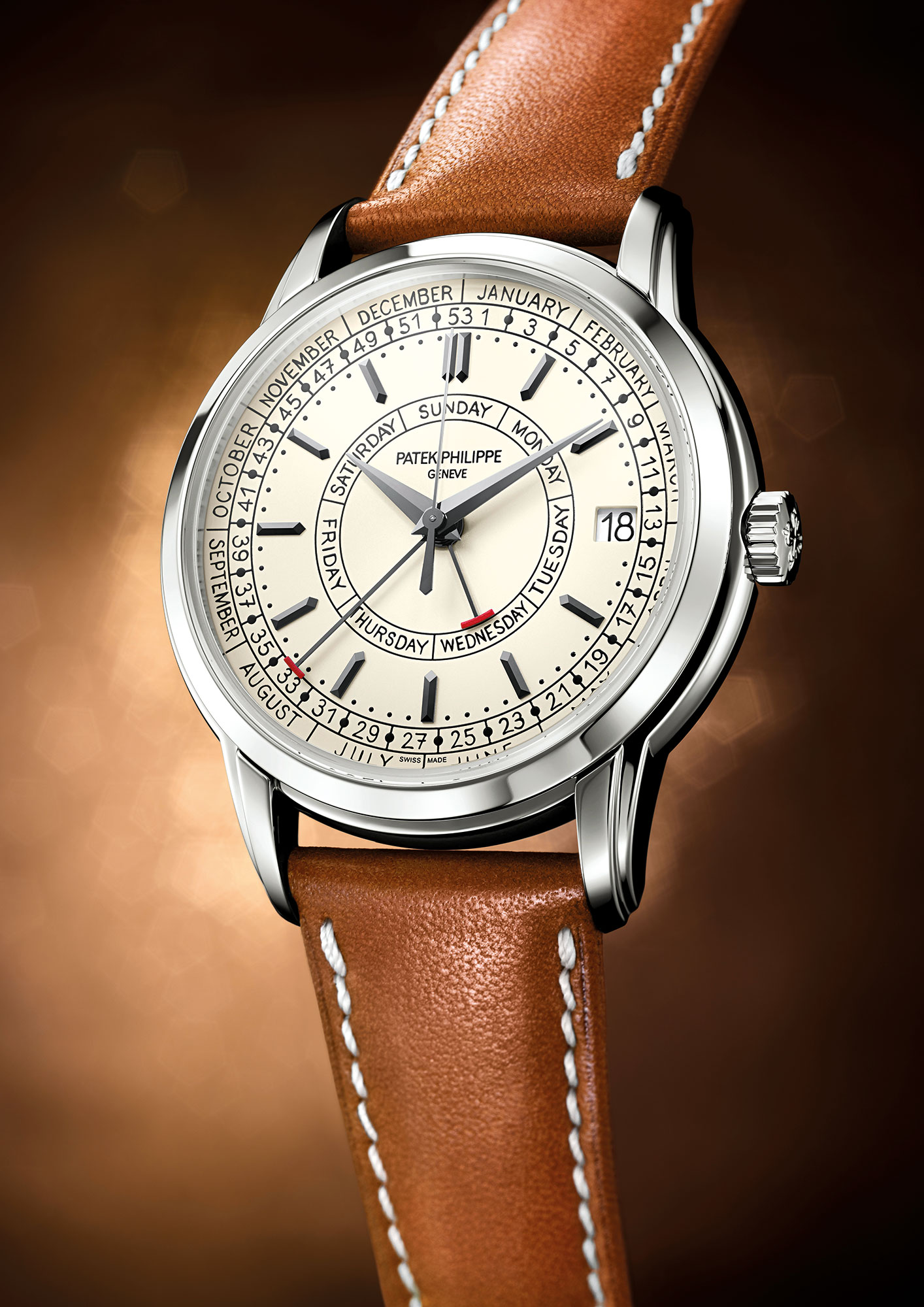 What you need to know about Patek Philippe Ref. 5212A Calatrava Weekly Calendar