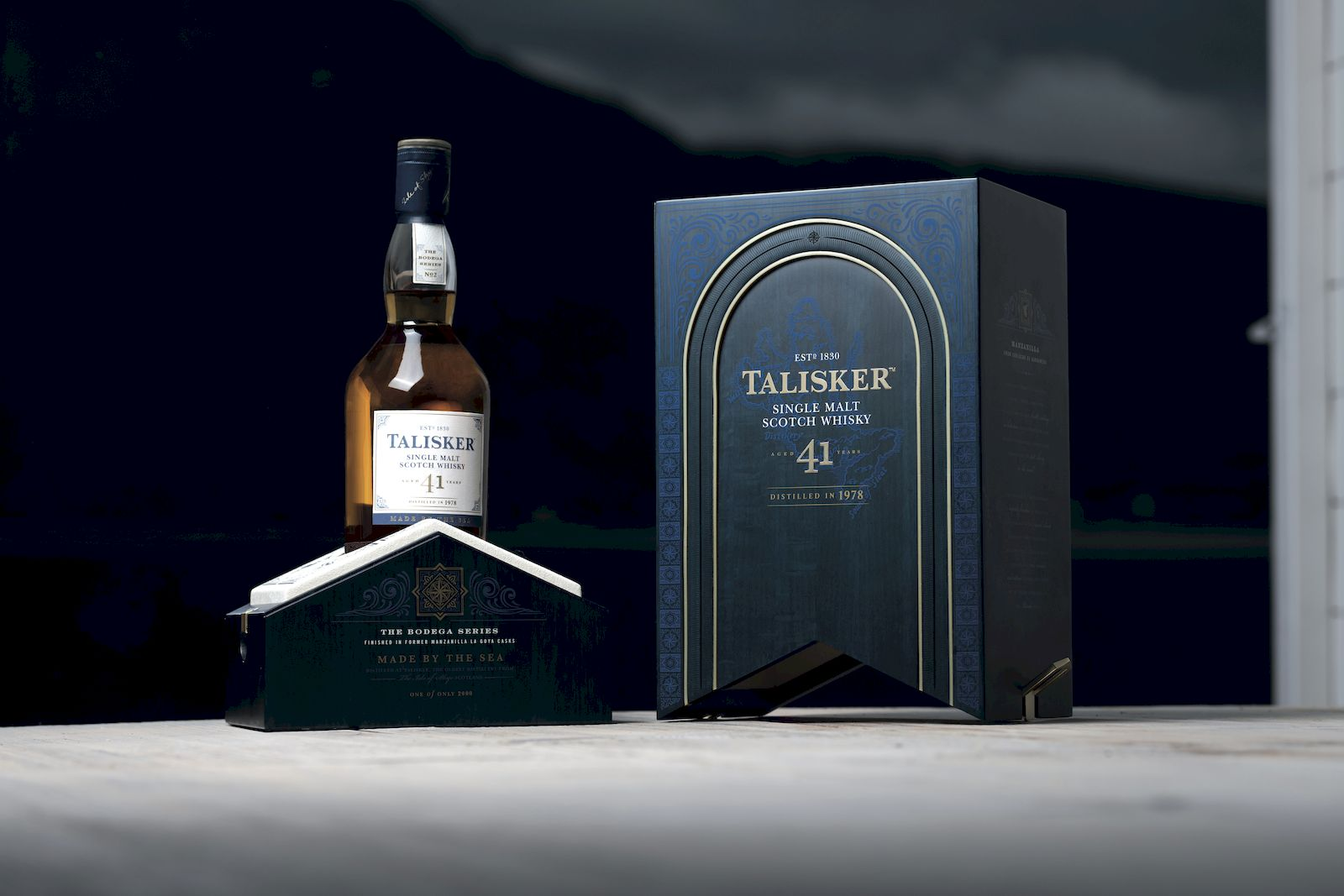What makes a whisky truly rare and exceptional?