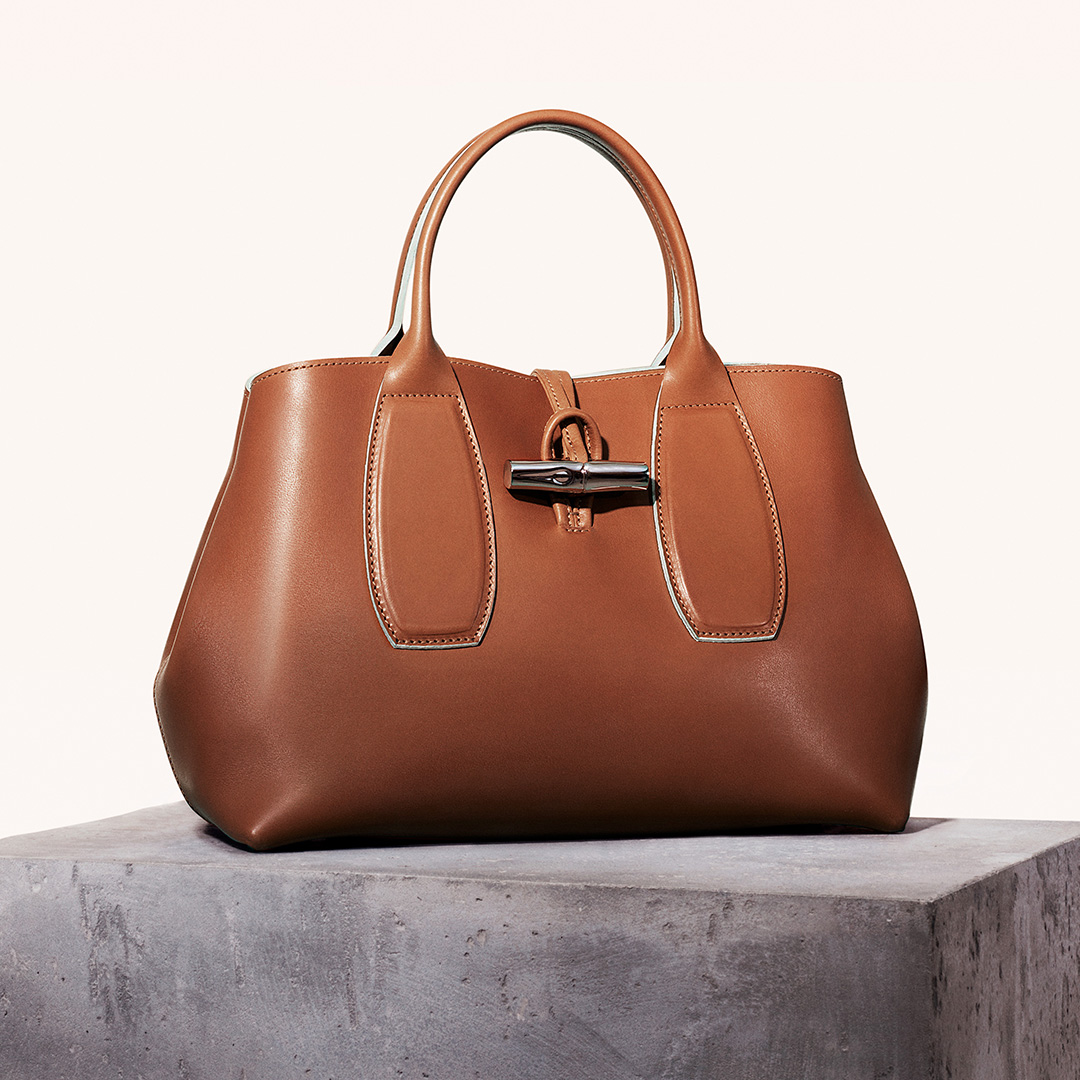 Roseau, the Signature Longchamp Line, Gets a New Look for Summer ...