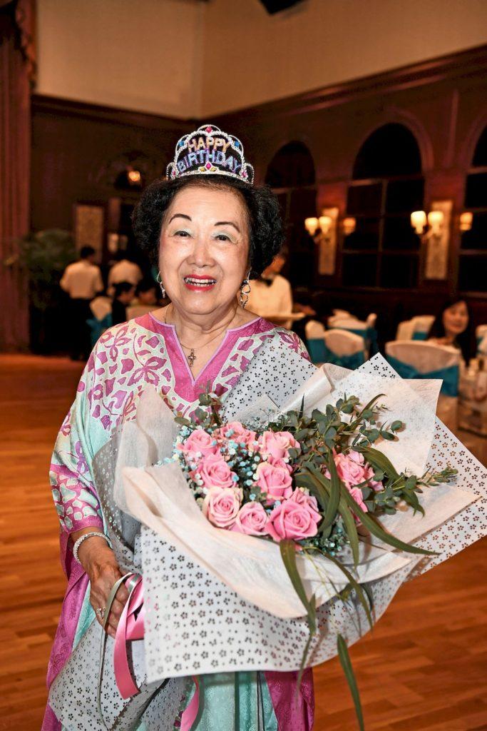 Betty Chen's birthday celebration