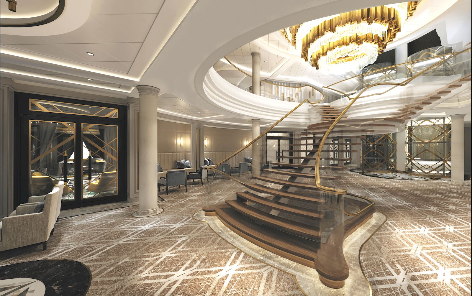 Explore Europe on-board Regent Seven Seas Cruises' all new Seven Seas Splendor