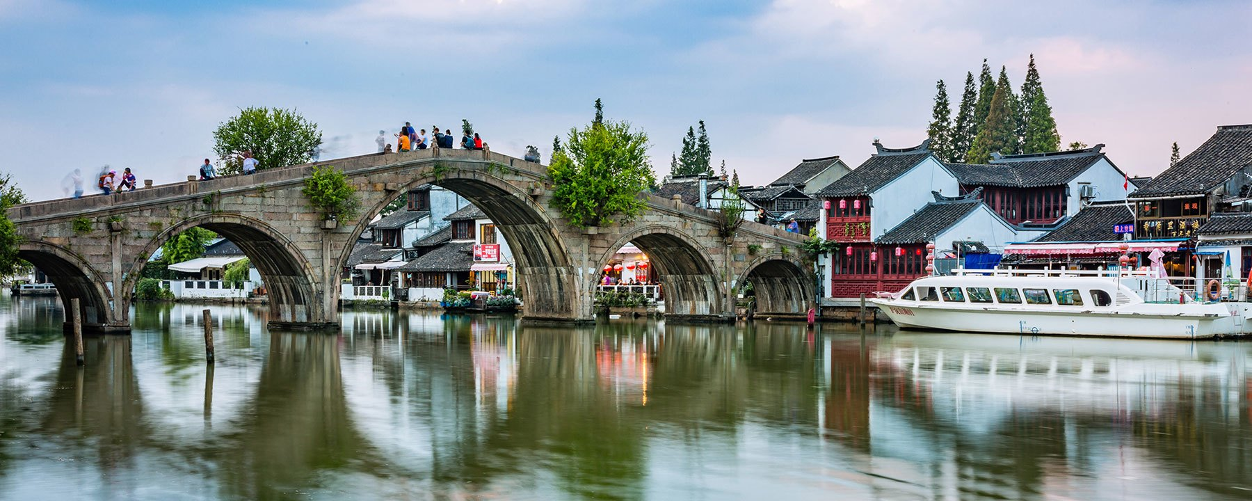 Check out: Your itinerary to Shanghai, China