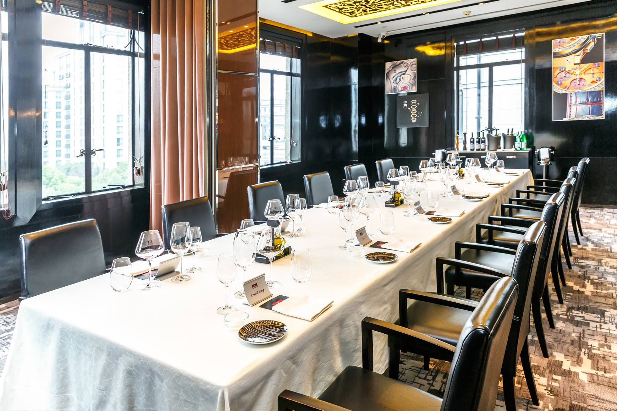 Why Shanghai is the fine dining capital of China