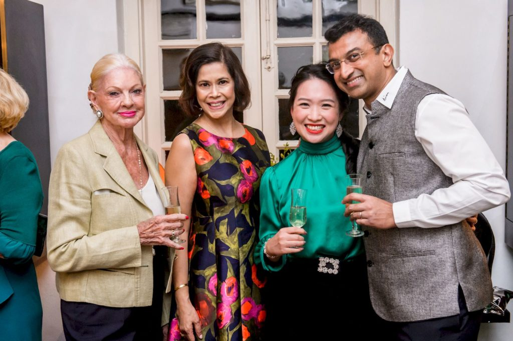 Event photo gallery: First Circle Reception by the Fondation Prince Albert II de Monaco