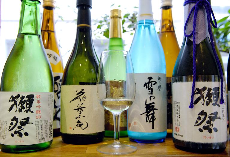 sake france