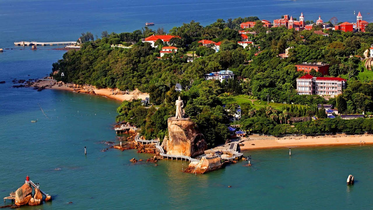 Check out: Your itinerary to Xiamen