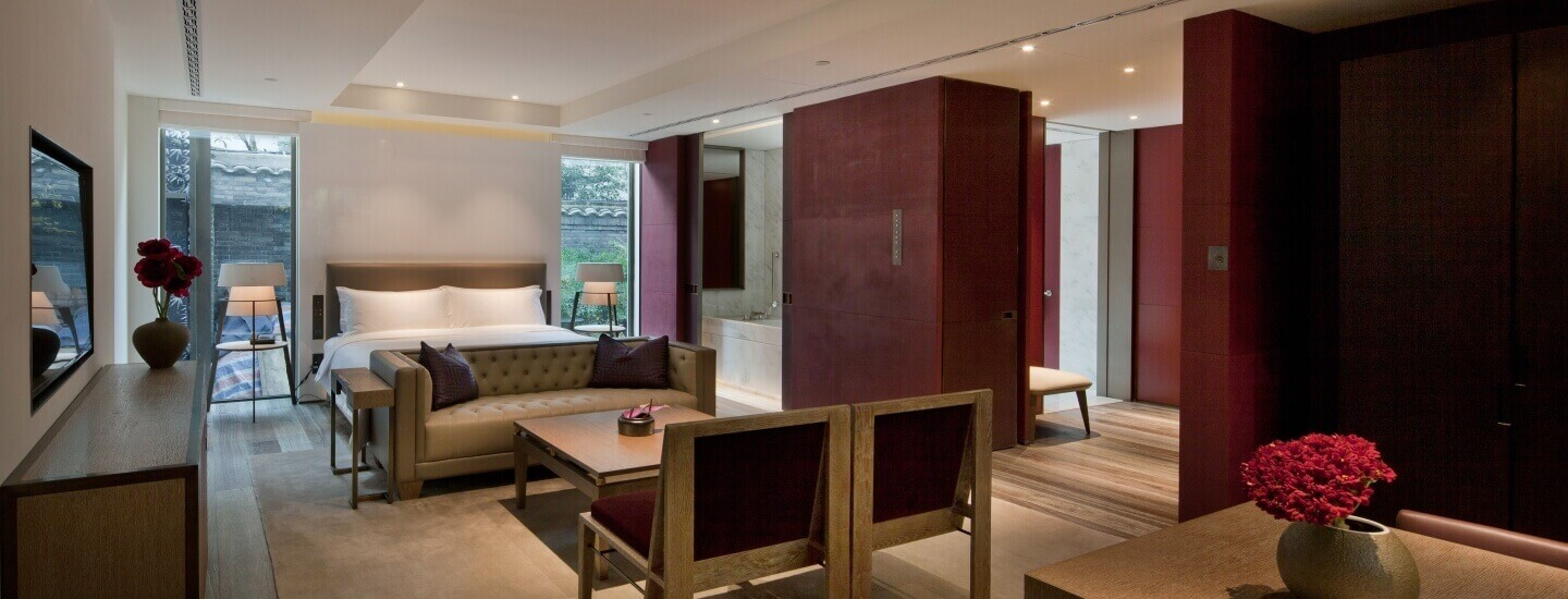 Immerse yourself in Chengdu's traditional architecture at one these hotels