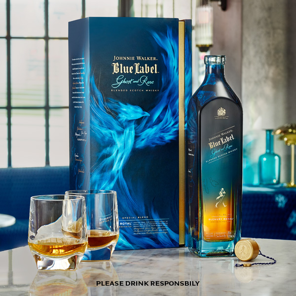 Get into the Christmas spirit with Johnnie Walker