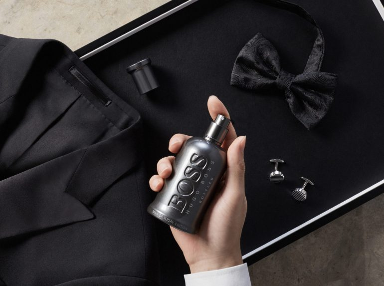 Be a Man of Many with the BOSS Bottled cologne of choice