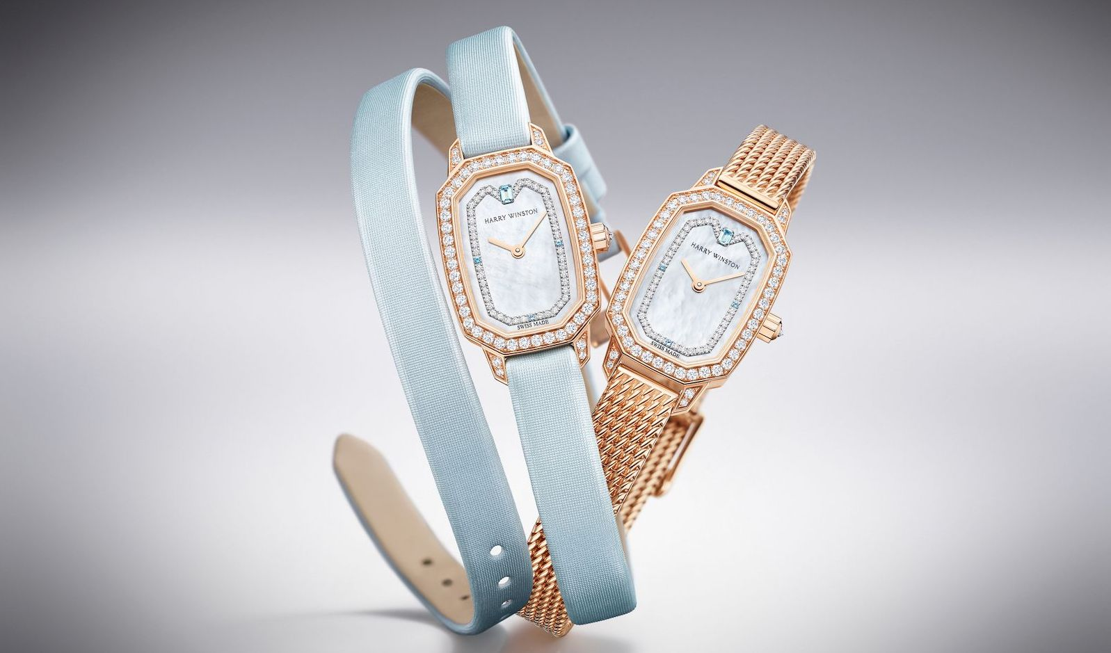 New watches added to Harry Winston Emerald collection