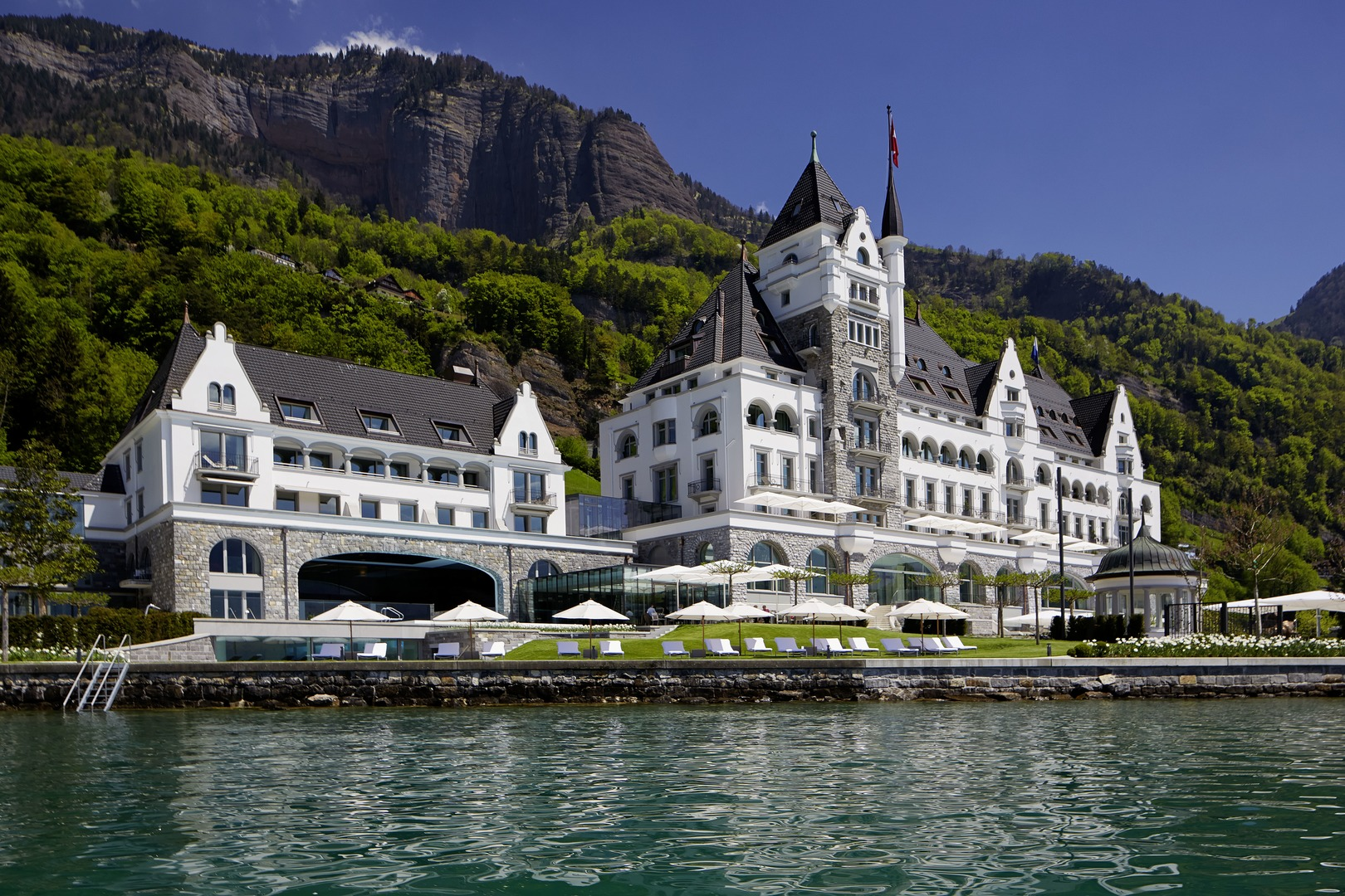 Where to stay the next time you're in Lucerne, Switzerland.