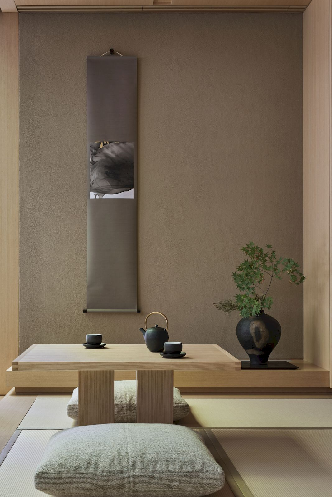 Newly opened Aman Kyoto is located in a secret garden that floods the senses and the spirit with nature's goodness