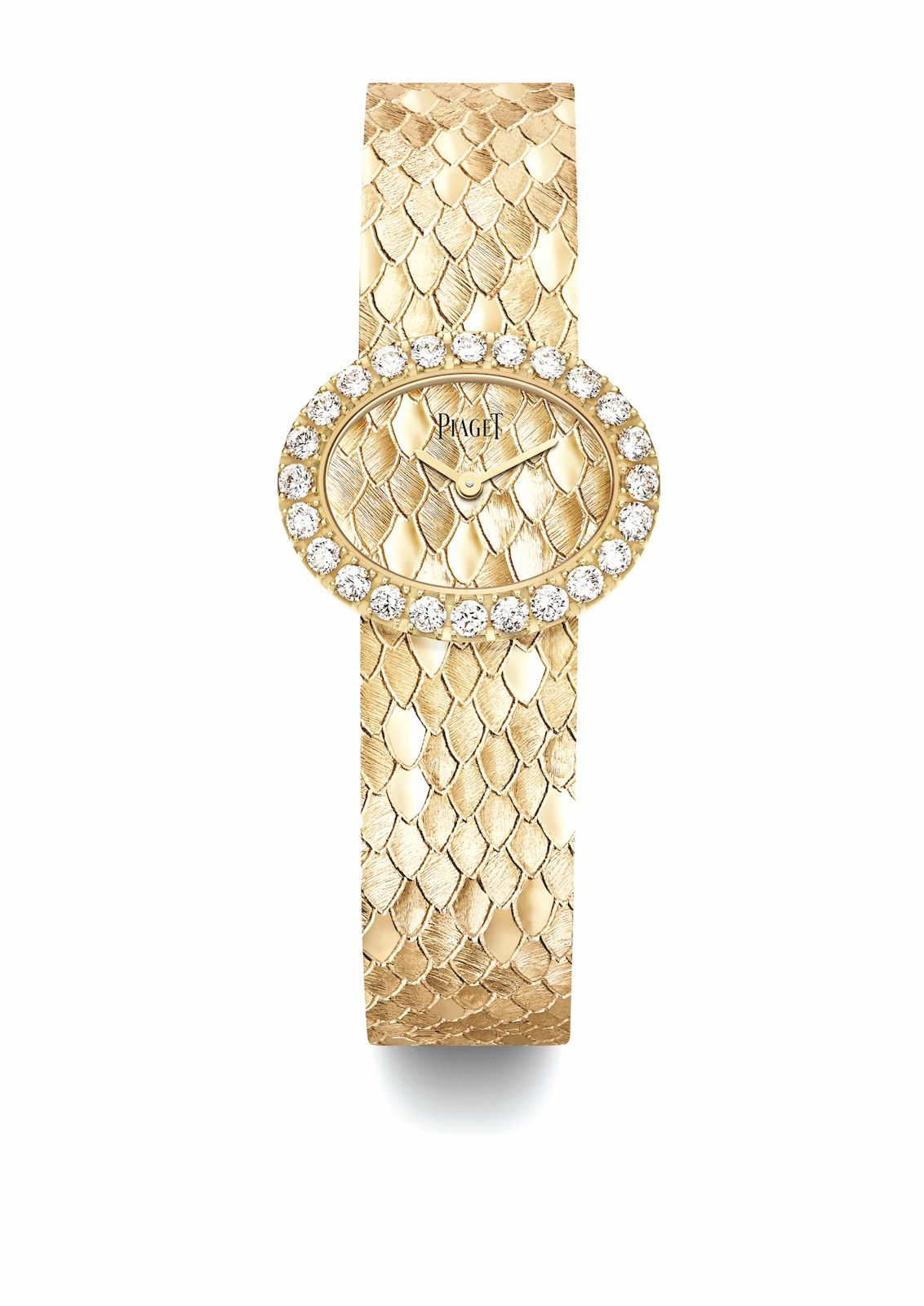 In the hands of Piaget's master artisans, gold bracelets take on a new meaning