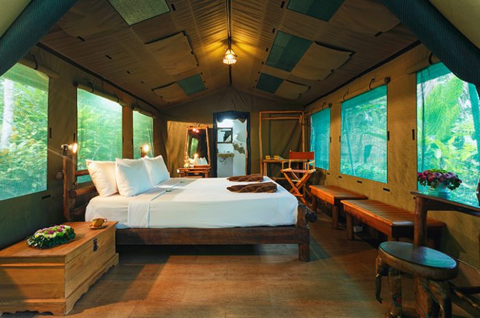 9 Asian glamping destinations