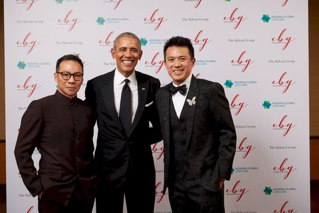 Event photo gallery: The inaugural Education Benefit Gala with Barack Obama