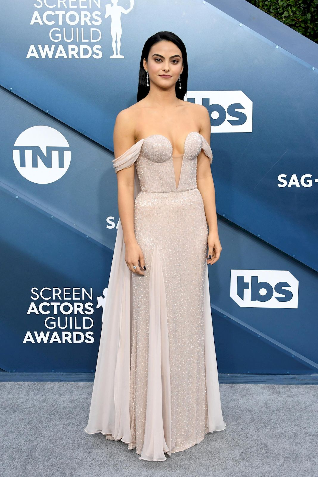 Camila Mendes in Ralph & Russo