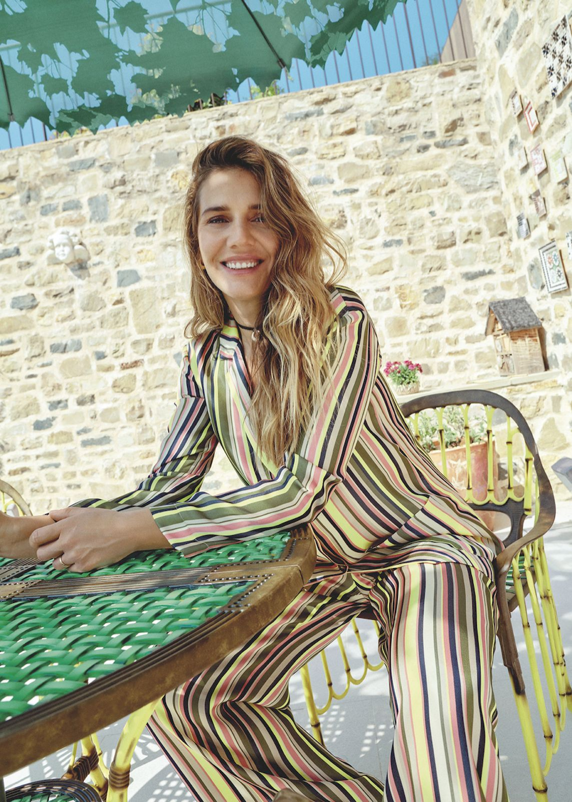 Interview with Missoni's Creative Director and President Angela Missoni