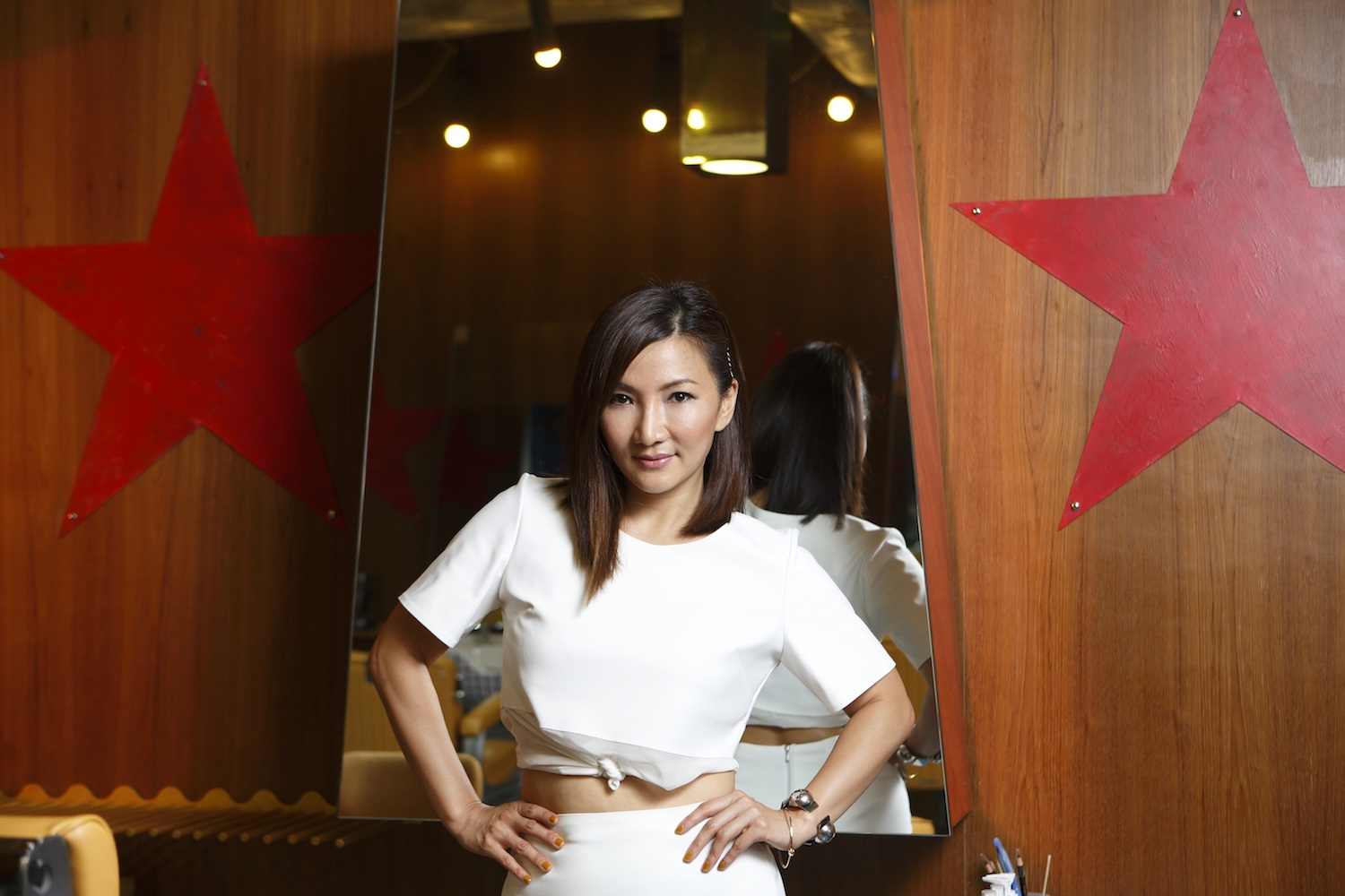 Talking wines and wellness with Cynthia Chua