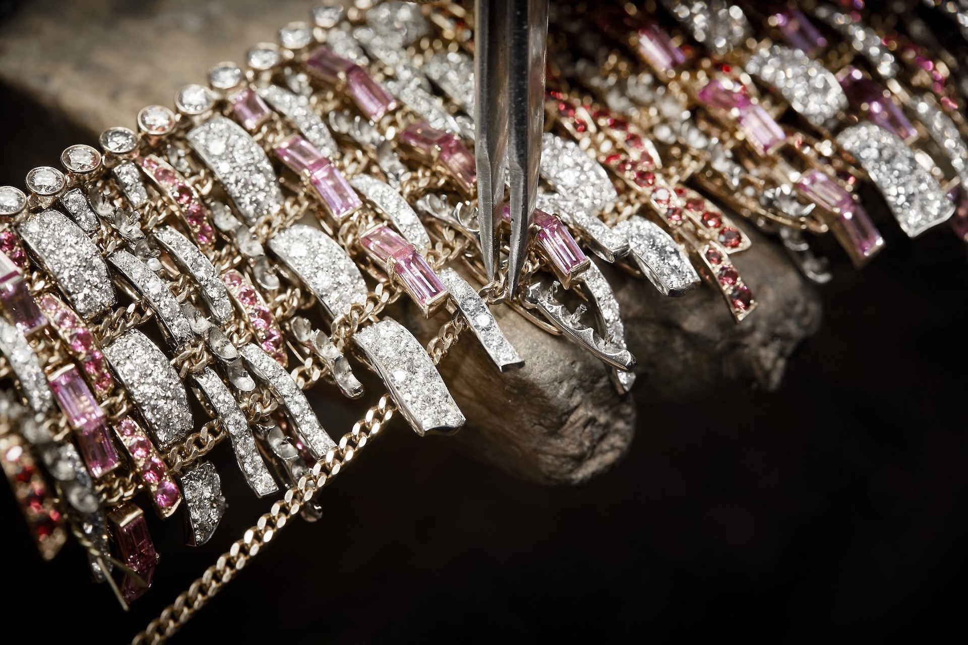 Chanel Turns to Tweed for New Jewellery Collection