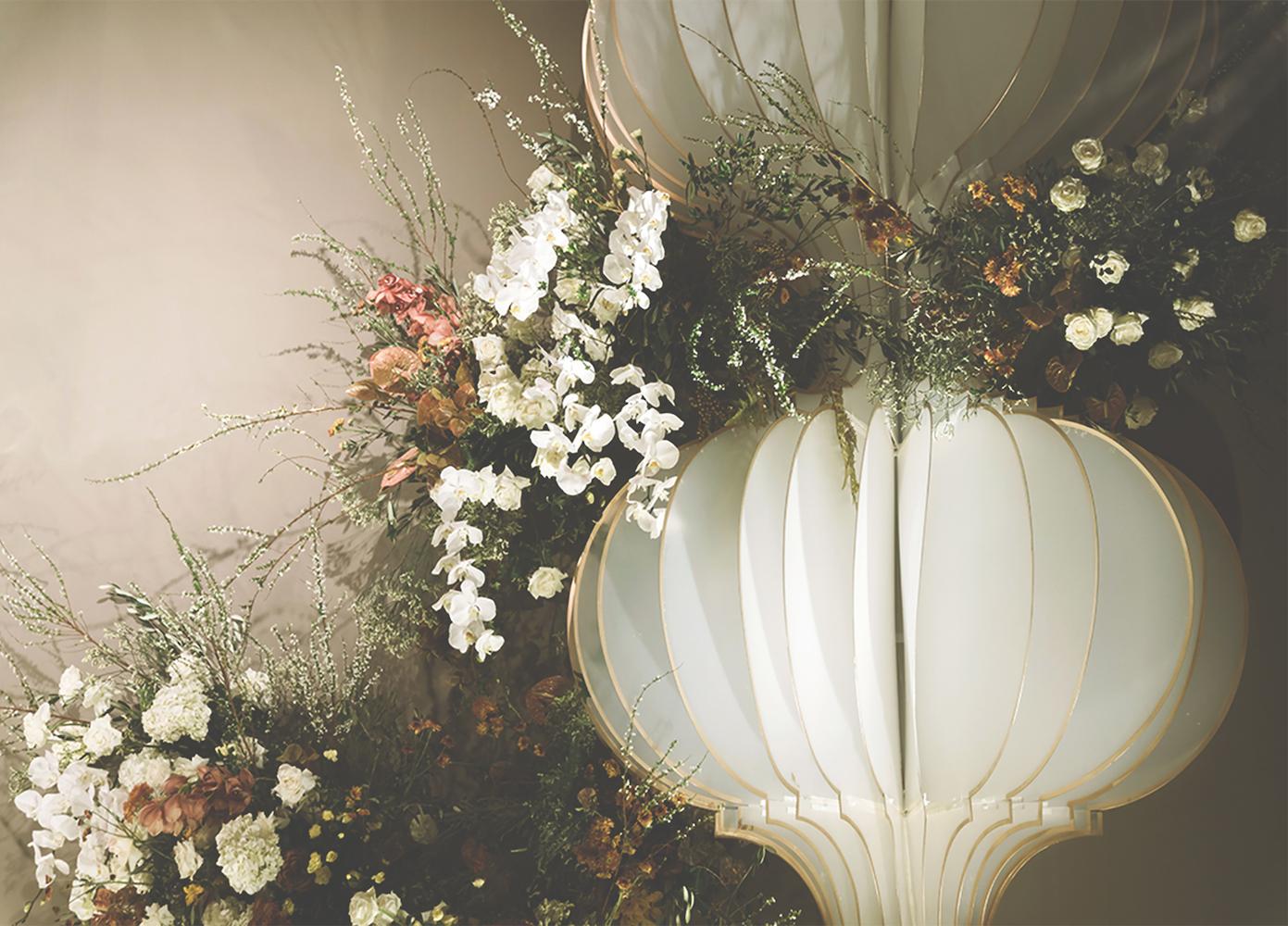 CAPELLA BANGKOK THE KNOT FLOWER POWER