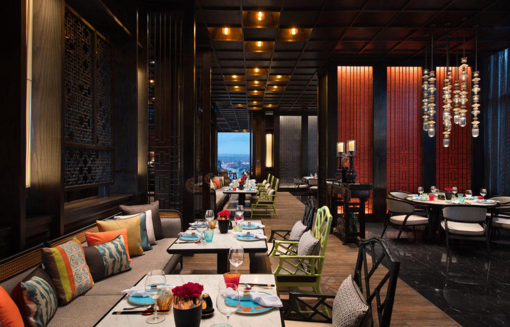 Yao Restaurant at Bangkok Marriott The Surawongse