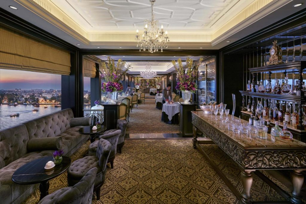 Le Normandie at the Mandarin Oriental Bangkok Hotel