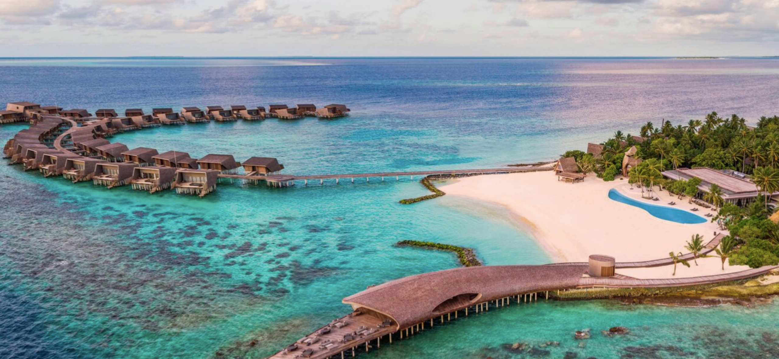 The Stunning Maldives Island You Can Have All to Yourself for HK$1.9 million per Night