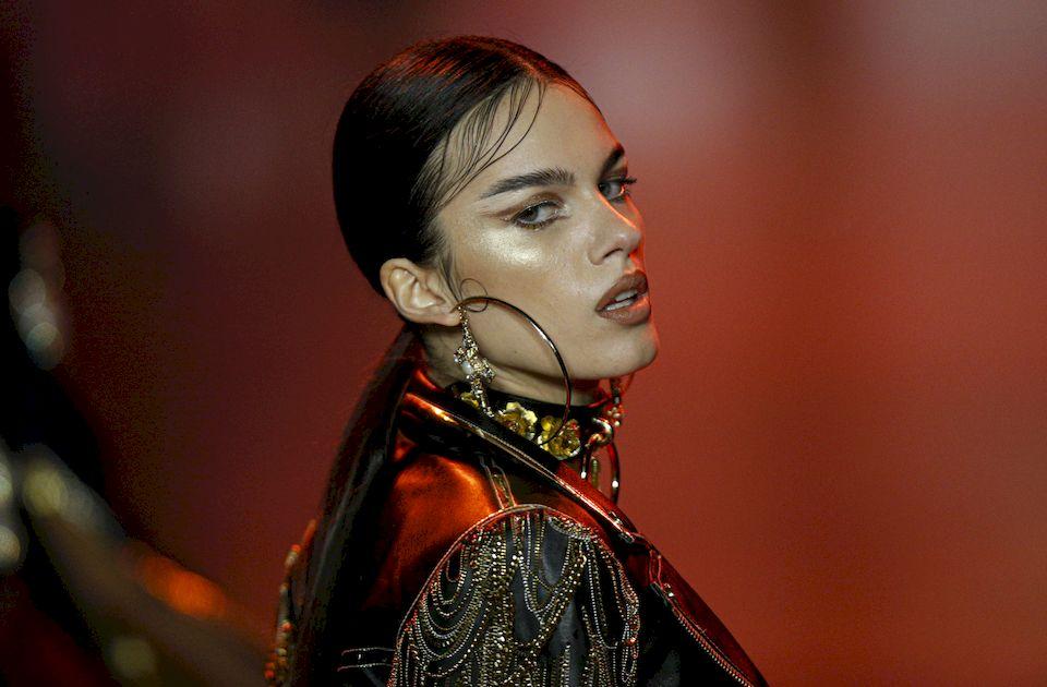 new york fashion week beauty