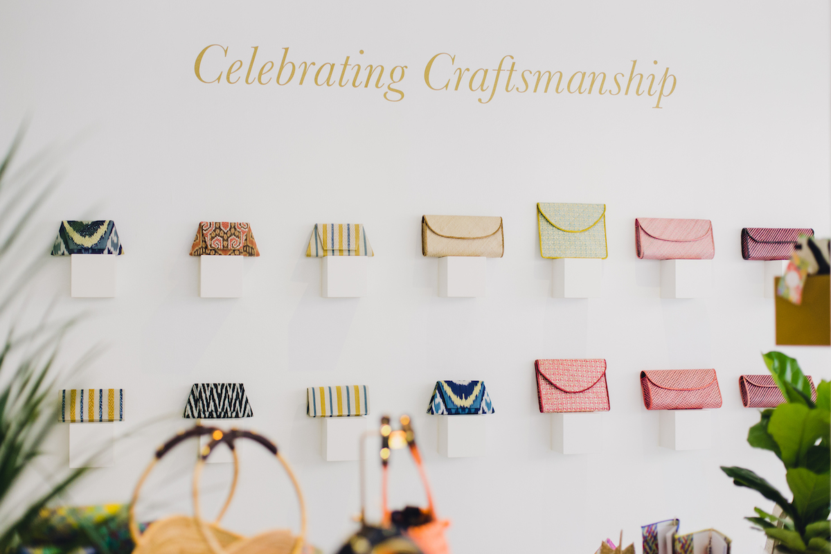 Inside the launch of Malaysia's first fair trade heritage gift boutique