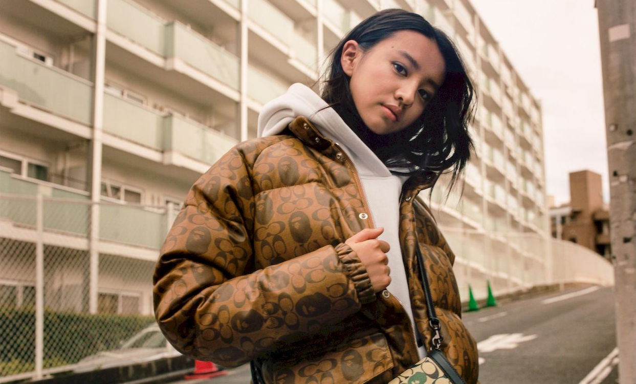 Japan Meets NYC: Coach and BAPE Have Launched a Limited-Edition Collection
