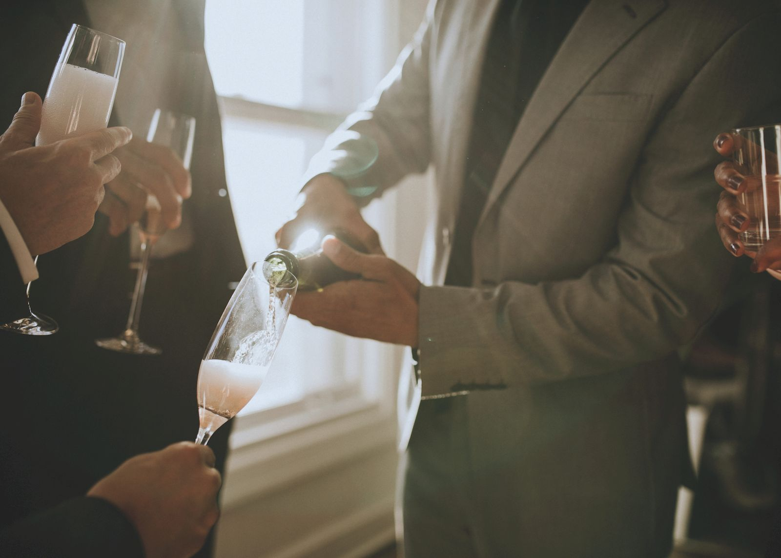 How champagne has used natural methods to up the ante