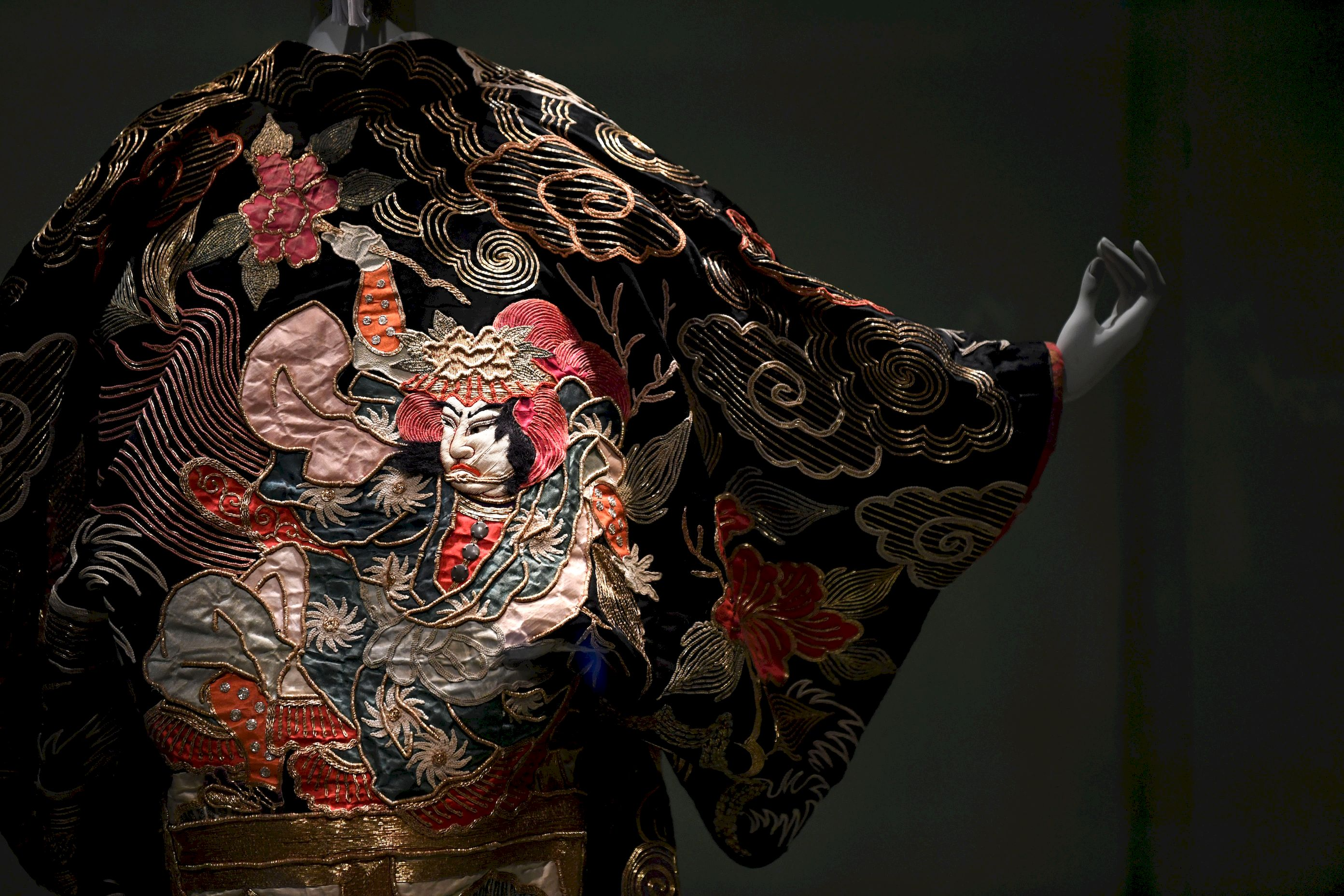 A new London exhibition honours the kimono's history in fashion