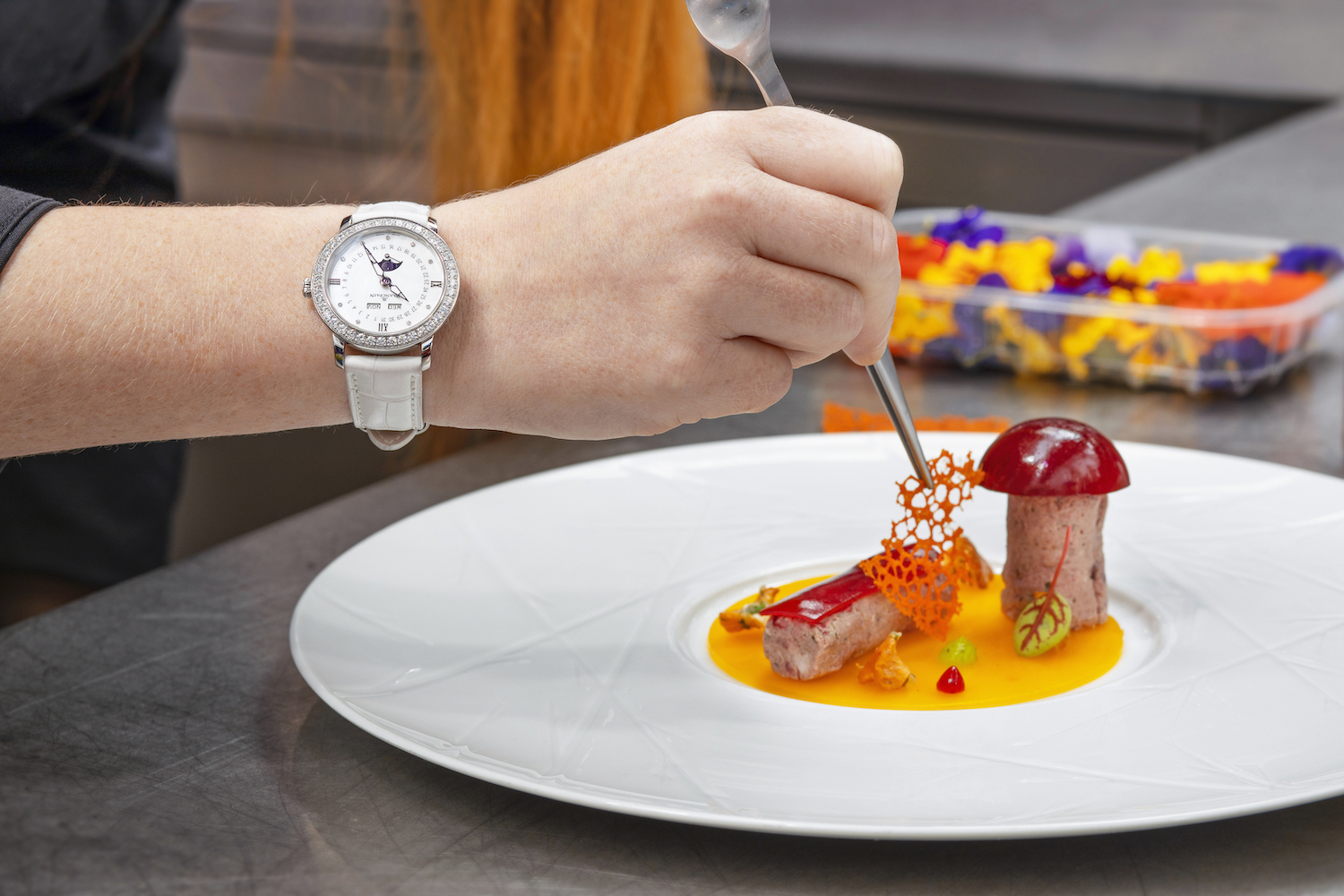 Blancpain Announces A Global Partnership With The Michelin Guide