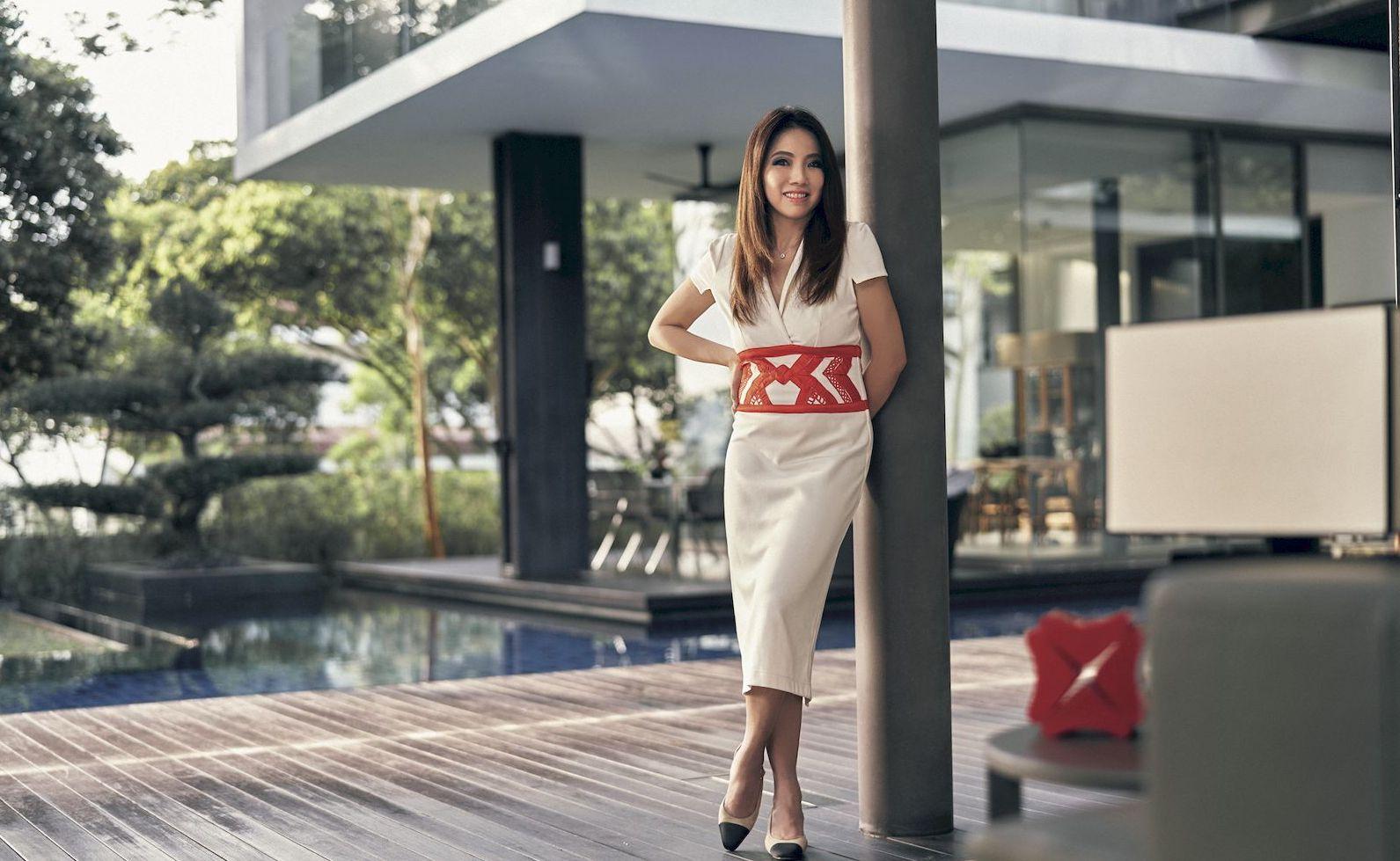 Tan Su Shan is no stranger to establishing organisations that empower women