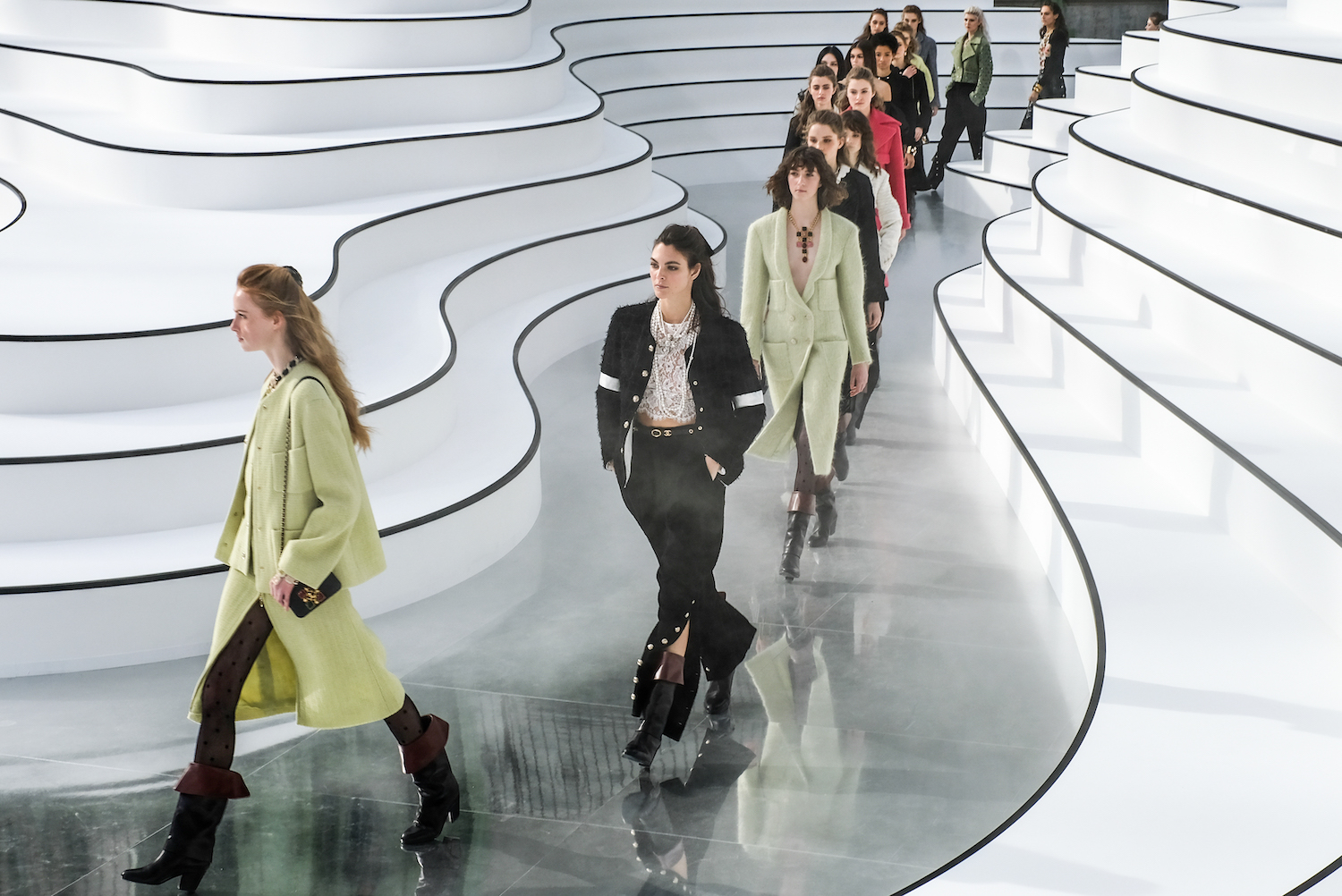 Chanel Fall/Winter 2020 Signifies the Start of a New Era