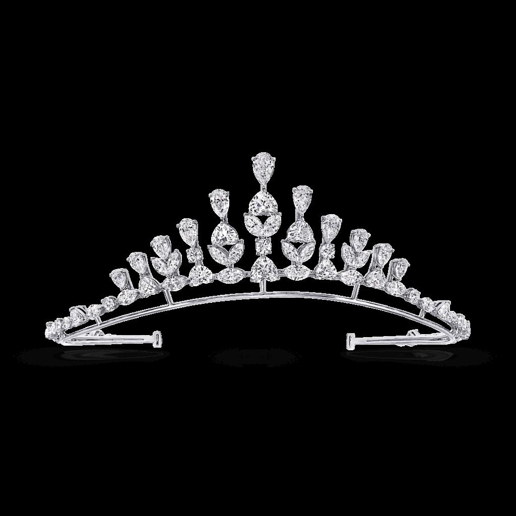 graff tiara